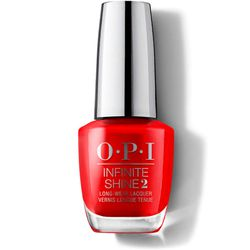 Лак для ногтей Infinite Shine, Unrepentantly Red, 15 мл