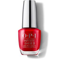 Лак для ногтей Infinite Shine, Big Apple Red, 15 мл
