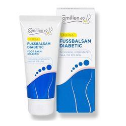 Fussbalsam Diabetic Бальзам для стоп, 100 мл