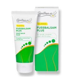 Fussbalsam Plus Бальзам для стоп интенсивный, 100 мл