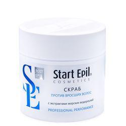 Start Epil Скраб против вросших волос с экстрактами морских водорослей