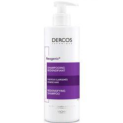 Dercos Neogenic Шампунь для повышения густоты волос, 400 мл