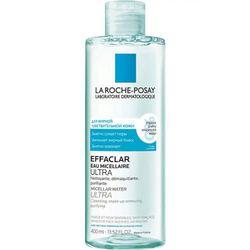 Вода мицеллярная Effaclar Ultra для жирной и проблемной кожи, 400 мл