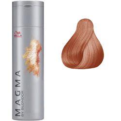 Краска Magma для цветного мелирования 07+ Темно-коричневый, 100 мл