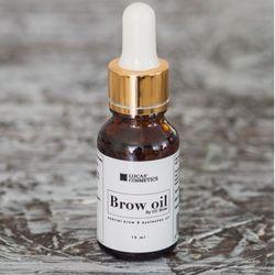 Масло для бровей Brow oil by CC Brow, 15 мл