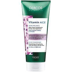 Dercos Кондиционер для блеска волос Nutrients Vitamin
