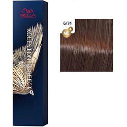 Koleston Perfect ME+ Стойкая крем-краска для волос, 6/74 Красная планета