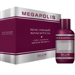 Megapolis безаммиачный краситель 9/21 блондин фиолетово-пепельный