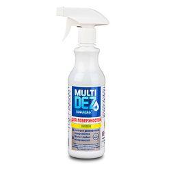 МультиДез Тефлекс для дезинфекции и мытья поверхностей (лимон)