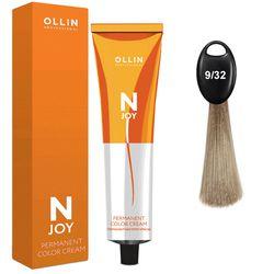 N-JOY Крем-краска для волос 9/32 блондин золотисто-фиолетовый