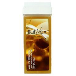 ItalWax Воск в картриджах, Медовый для тонких и светлых волос, 100 мл