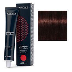 Стойкая крем-краска для волос RED&FASHION 4.68 Средний коричневый красный шоколадный