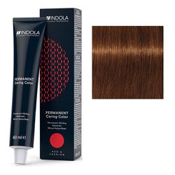 Стойкая крем-краска для волос RED&FASHION 6.48 Темный русый медный шоколадный