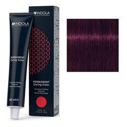 Стойкая крем-краска для волос RED&FASHION 6.77x Темный русый фиолетовый экстра