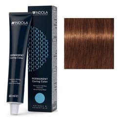 Стойкая крем-краска для волос 7.35 Средний русый золотистый махагон