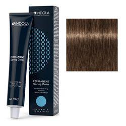 Стойкая крем-краска для волос 7.38 Средний русый золотистый шоколадный