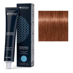 """Стойкая крем-краска для волос """"Ageless"""" 7.38+ Средний русый золотистый шоколадный интенсивный"""