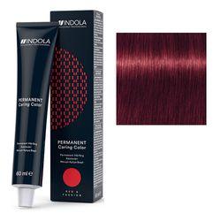 Стойкая крем-краска для волос RED&FASHION 7.76 Средний русый фиолетовый красный