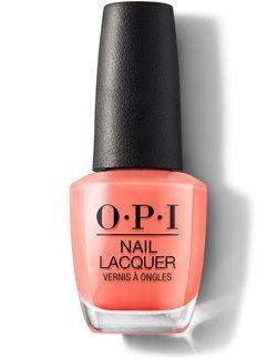 Лак для ногтей OPI Classic Toucan Do It If You Try
