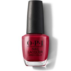 Лак для ногтей OPI Classic Chick Flick Cherry