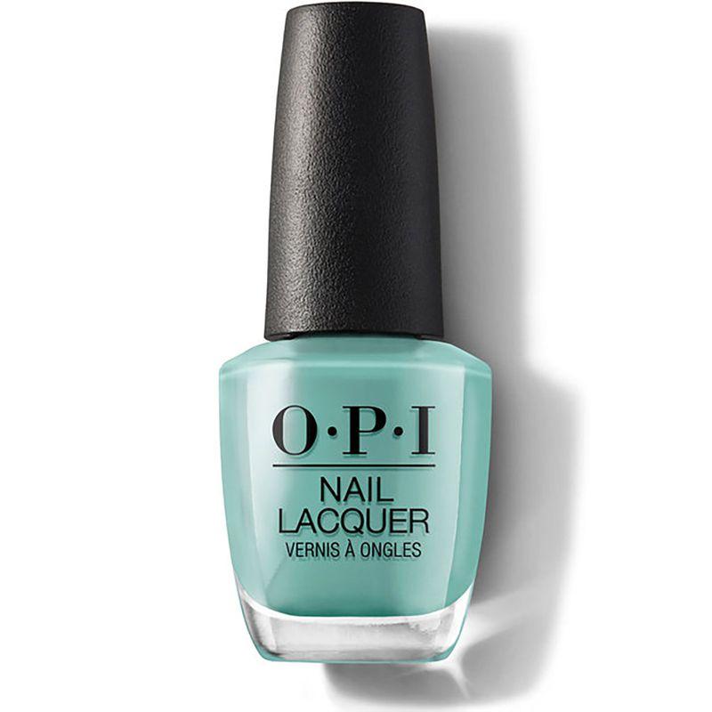 Лак для ногтей OPI Classic Verde Nice to Meet You
