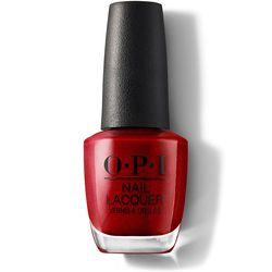 Лак для ногтей OPI Classic An Affair in Red Square