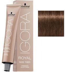 Крем-краска Igora Royal Nude 6-46, темный русый бежевый шоколадный, 60 мл