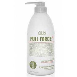 Full Force Очищающий шампунь для волос и кожи головы с экстрактом бамбука
