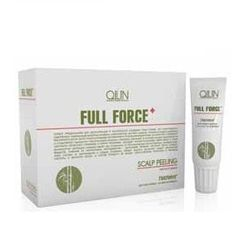 Full Force Пилинг для кожи головы с экстрактом бамбука