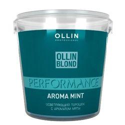Performance Осветляющий порошок с ароматом мяты