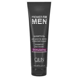 Premier for Men Шампунь для роста волос стимулирующий