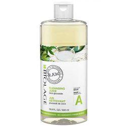 Концентрат базовый Biolage R.A.W. Fresh Recipes Cleansing Juice для создания шампуня, 500 мл