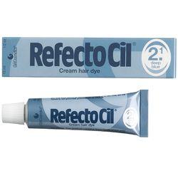 RefectoCil Краска для бровей и ресниц  № 2.1 Темно-синяя