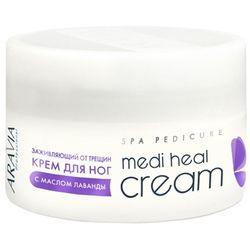 Medi Heal Cream Регенерирующий крем от трещин с маслом лаванды