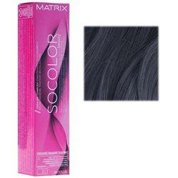 Перманентный краситель для волос 1A Иссиня-черный пепельный