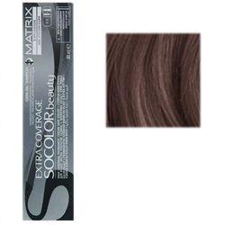 Перманентный краситель для волос 505M светлый шатен мокка