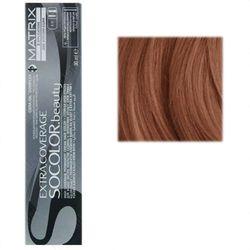 Перманентный краситель для волос 506BC темный блондин коричнево-медный