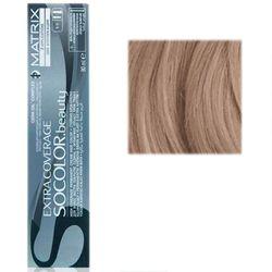 Перманентный краситель для волос 508M светлый блондин мокка
