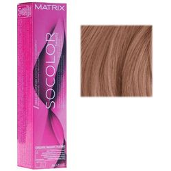 Перманентный краситель для волос 7MG блондин мокка золотистый