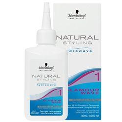 NS Glamour Комплект для хим. завивки 1 (нормальные и слегка пористые волосы)