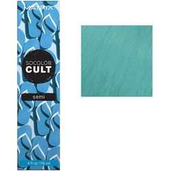 Socolor Cult Краска для волос, морская лагуна, 118 мл