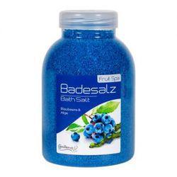 Соль для ножных ванн черника, водоросли, укрепляющая