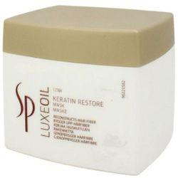 Маска для восстановления кератина Luxe Oil