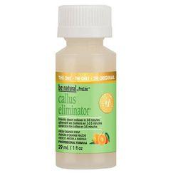 Средство для удаления натоптышей с запахом апельсина