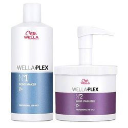 Wellaplex Тестовый набор эликсир-защита + эликсир-стабилизатор