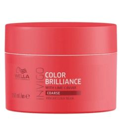 Invigo Color Brilliance Маска-уход для окрашенных жестких волос, 150 мл