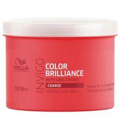 Invigo Color Brilliance Маска-уход для окрашенных жестких волос, 500 мл