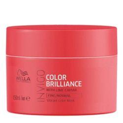 Invigo Color Brilliance Маска-уход для окрашенных нормальных и тонких волос, 150 мл