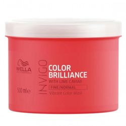 Invigo Color Brilliance Маска-уход для окрашенных нормальных и тонких волос