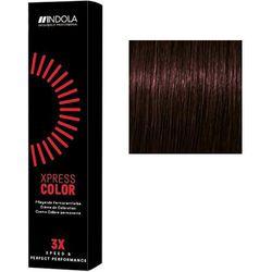 Крем-краска XpressColor, 4.5 средний коричневый махагон, 60 мл